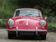 Porsche 356 C sunroof