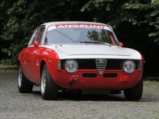 Alfa Romeo Guilia sprint GTA 1600