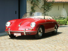 Porsche 356 B super 90 roadsetr